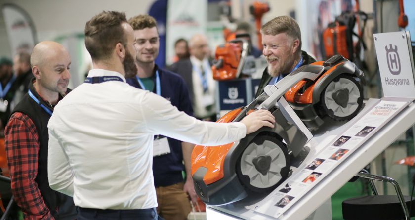 SALTEX attracts renowned exhibitors