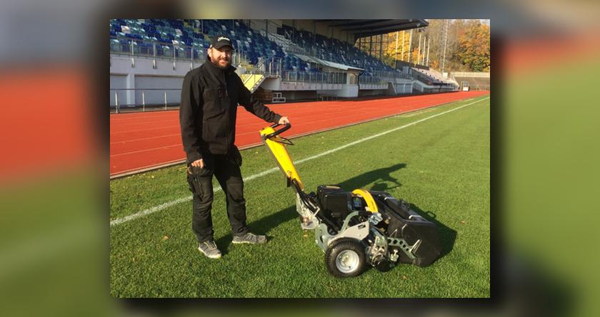 INFINICUT improves Swedish Stadium