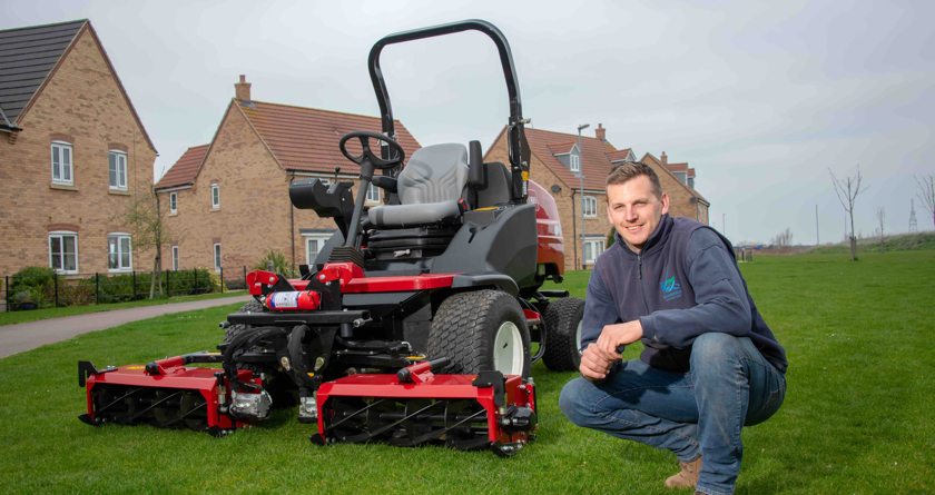 Brookfield Groundcare choose Toro