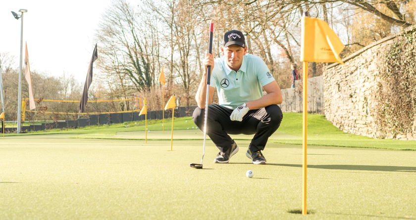 Huxley Golf & Marcel Siem partnership