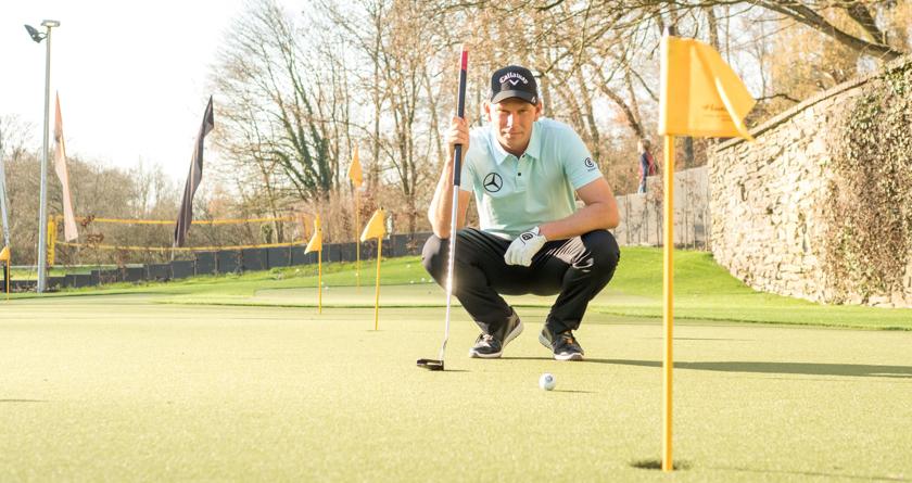 Huxley Golf & Marcel Siem partnership