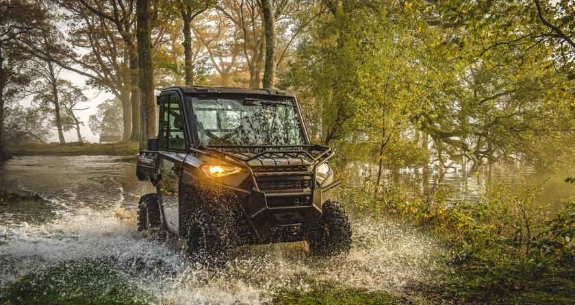 The all-new RANGER Diesel from Polaris