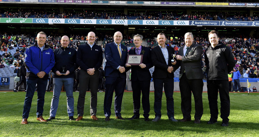 Nowlan Park receive GAA award