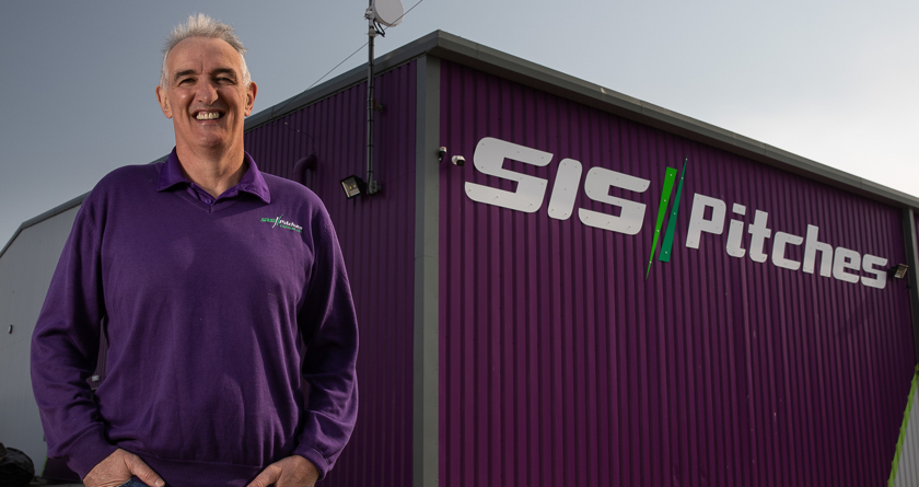 SIS Pitches' £1.8m commitment to the UK