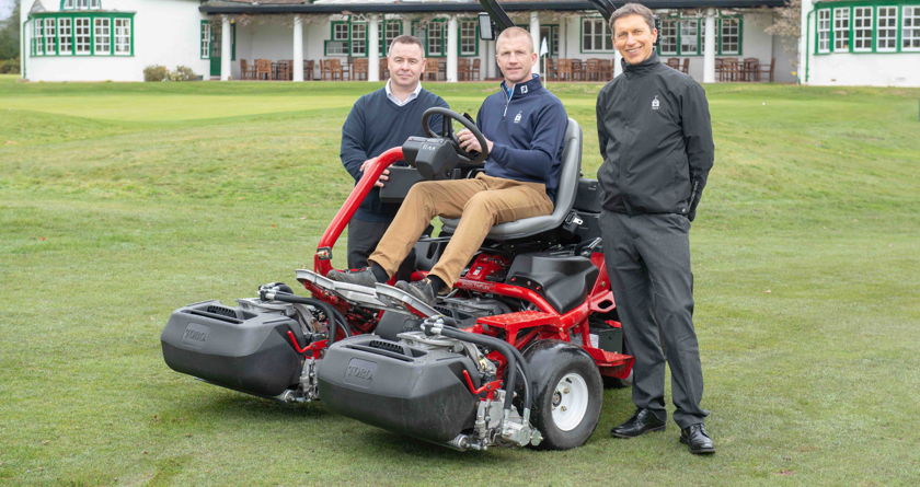 Time for change at Woking Golf Club
