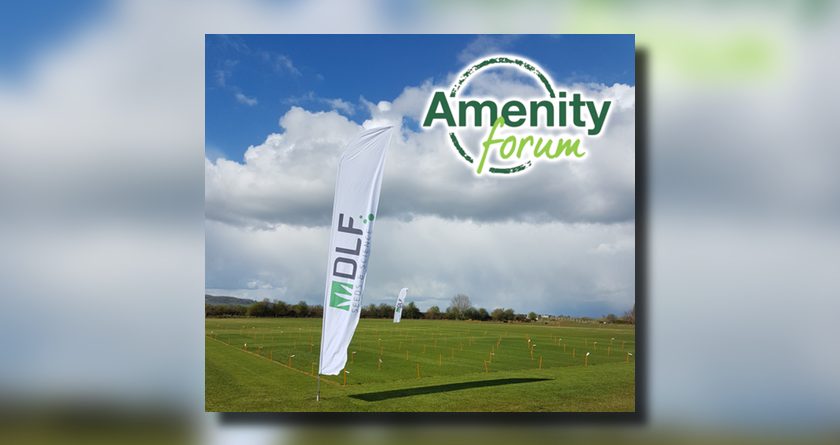 DLF Seeds join the Amenity Forum