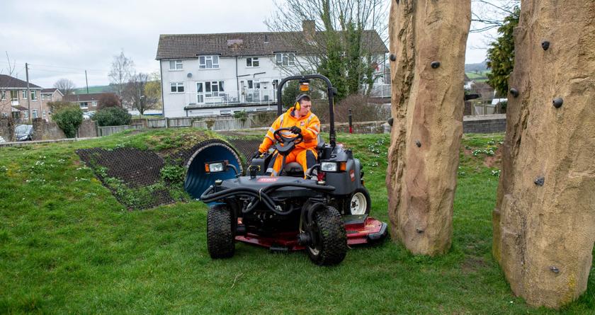 East Devon invests in third Toro