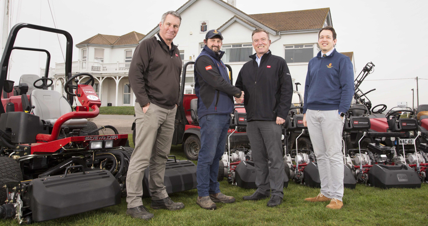 Toro solutions key for top links course