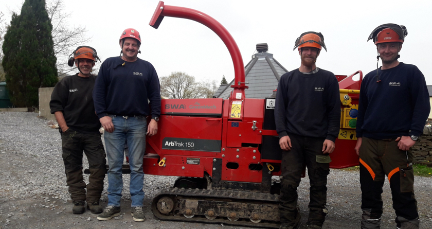 GreenMech key to South Wales arb utility
