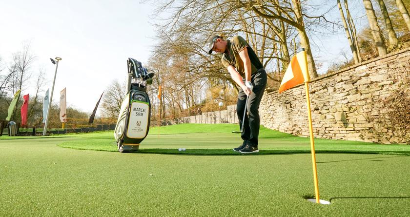 Marcel Siem drives German input in golf