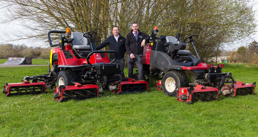 Trusting in Toro for high-quality service