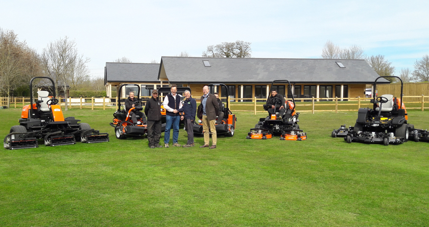 Fynn Valley GC continue upgrade with Jacobsen