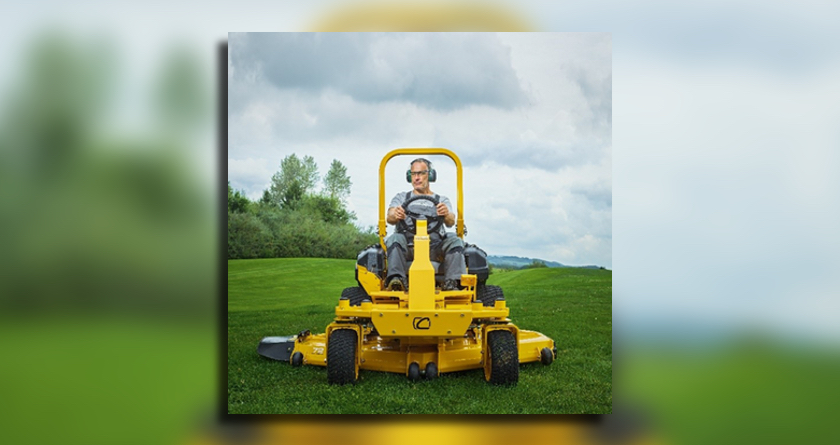 Cub Cadet's PRO Z for a quality cut