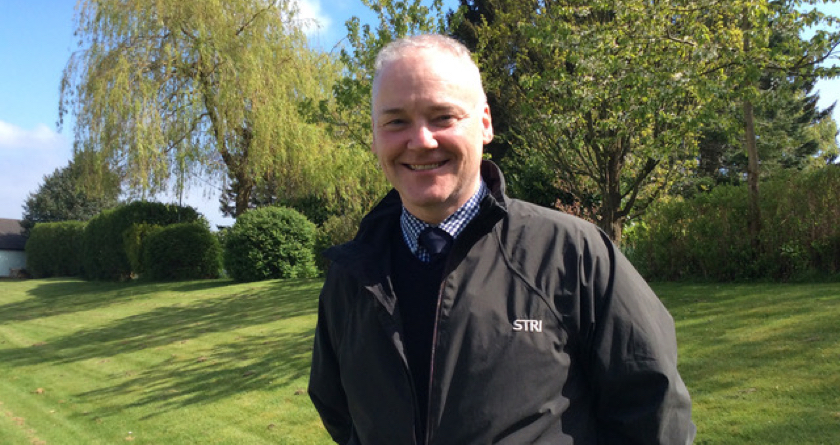 Gary Smith joins STRI Group