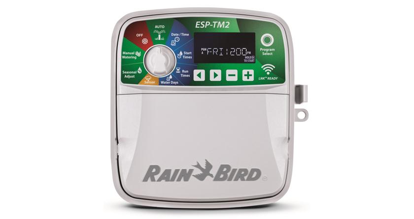 New flexible ESP-TM2 from Rain Bird