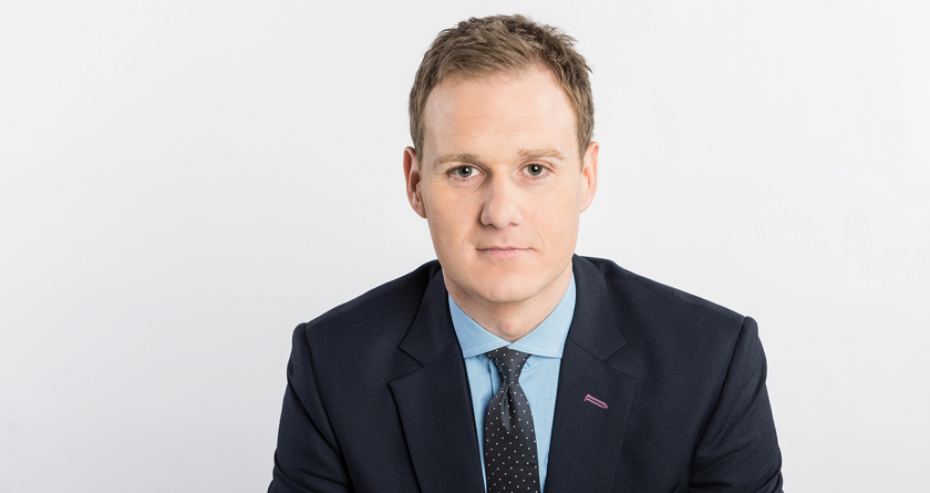Dan Walker hosts 2019 IOG Industry Awards