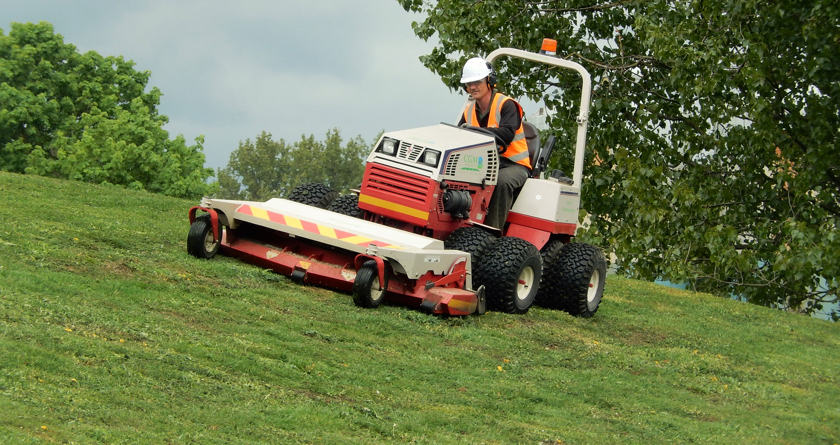 Ventrac package for CGM Group