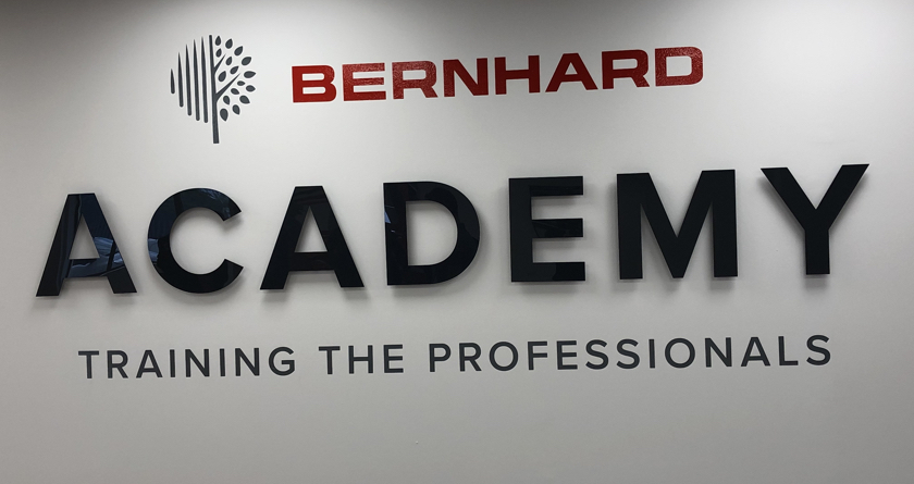 Bernhard launches training academy