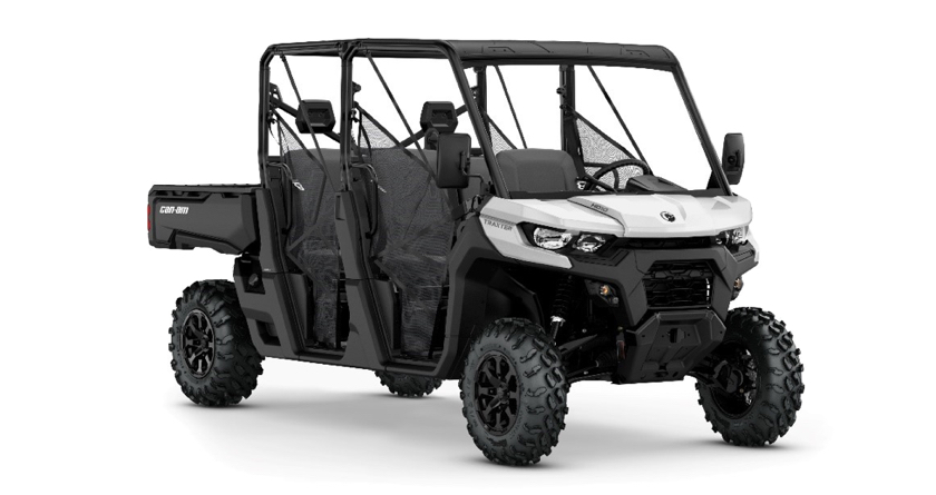 Revamped Can-Am Traxter line-up