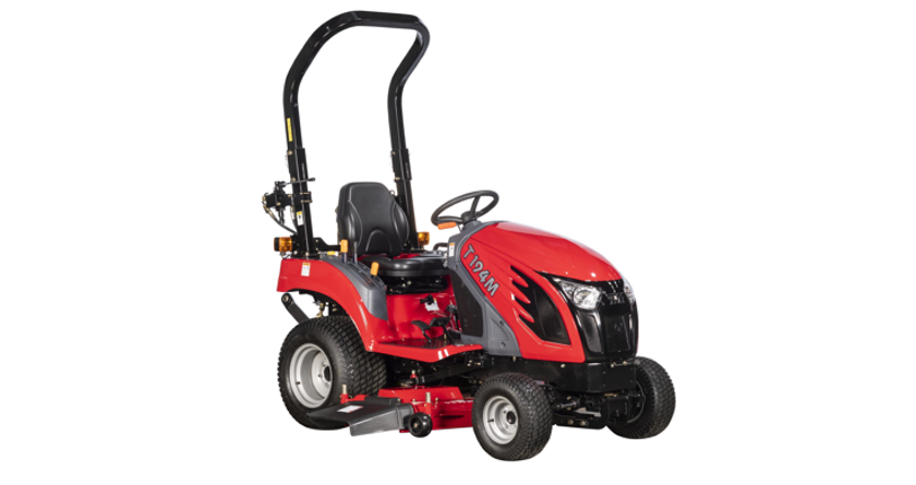 New mower headlines stand at The Game Fair