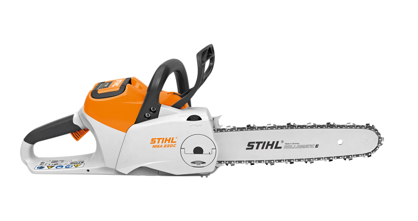 STIHL launches new PRO cordless chainsaw