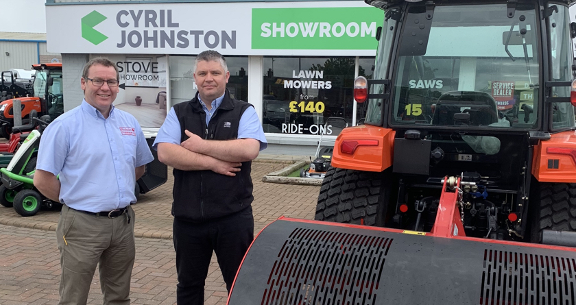 New Charterhouse dealer for N.Ireland