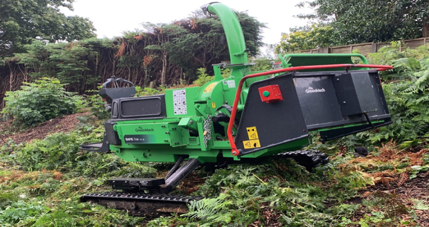 SURE-Trak revolutionises embankment work