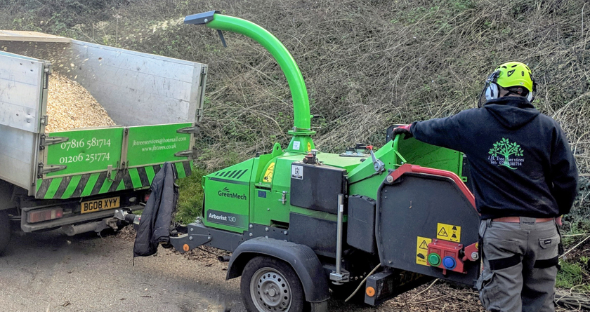 Arb 130 ticks the boxes for JH Tree Services