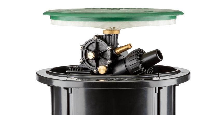 KAR UK announces new irrigation rotor