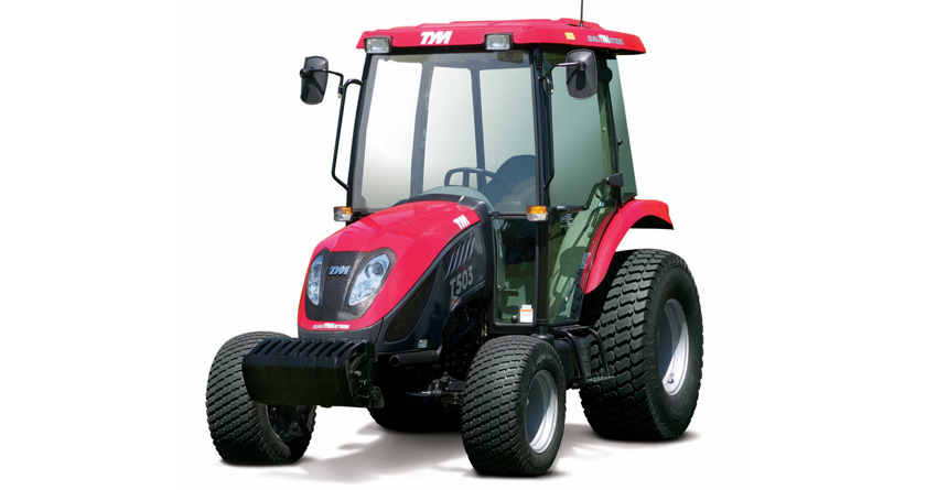 Double finance deal for TYM tractors