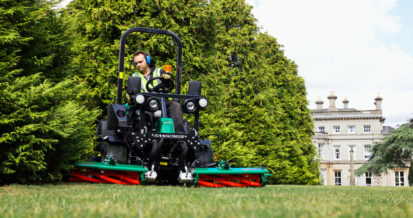 Ransomes Jacobsen to showcase revised Highway 3 at SALTEX