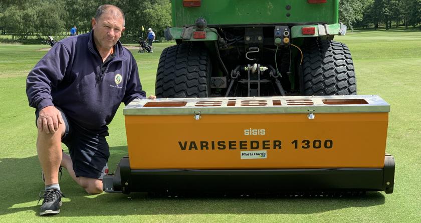 SISIS Variseeder: The Master at Matlock