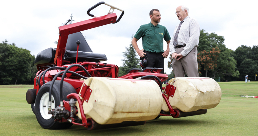 Toro GM3 back at West Herts 50 years on