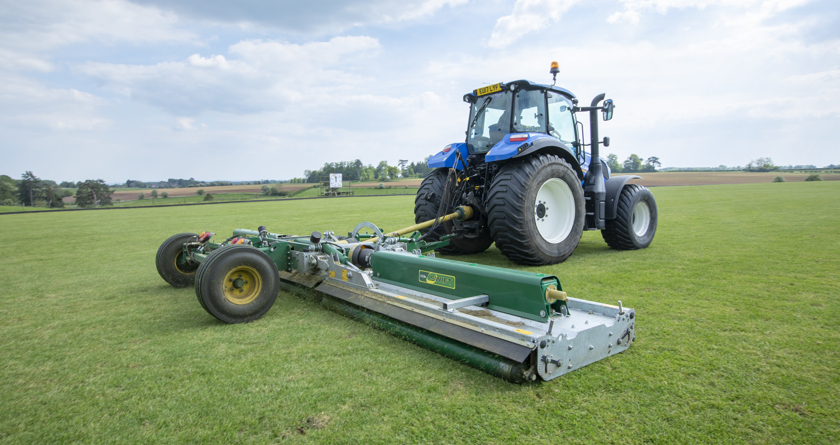 7.3m MAJOR Swift Rollermower to make its debut at SALTEX