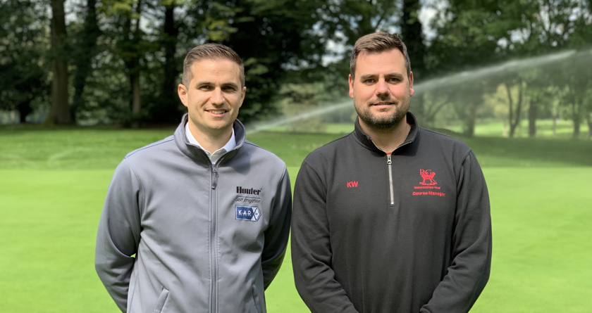 A 'game-changer' at Redditch GC