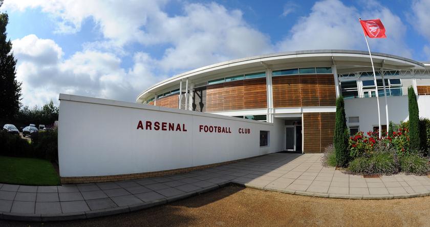 Groundstaff vacancy at Arsenal's training ground