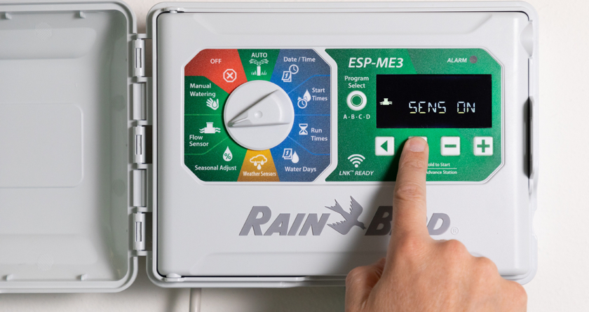 Rain Bird offer smart irrigation options