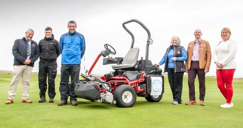 Wick Golf Club brings Toro on board