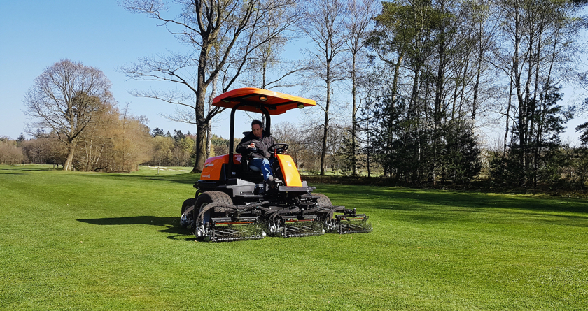 Lochemse raise fairway standards with Jacobsen