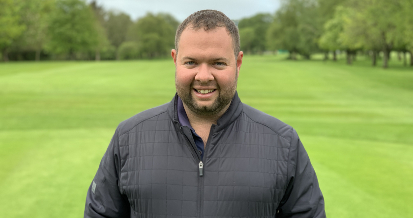 Sherriff finds the 'ideal tonic' for Tiverton GC