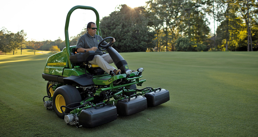 John Deere expands fairway mower line-up