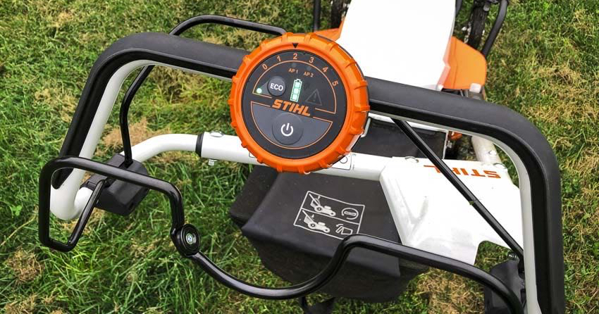 New STIHL professional cordless mower