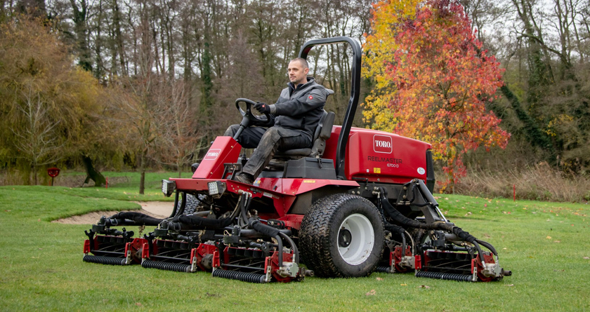 Productivity and proven reliability from Toro