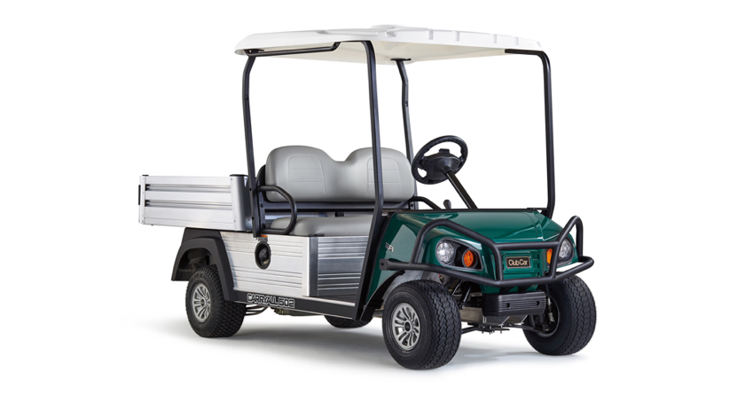 Club Car launches its most versatile utility vehicle: the Carryall 502