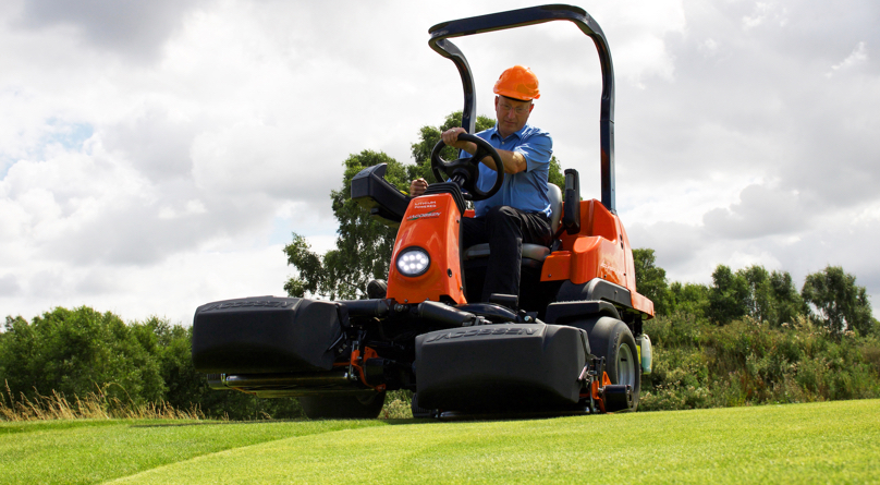 Jacobsen to launch three new mowers at BTME