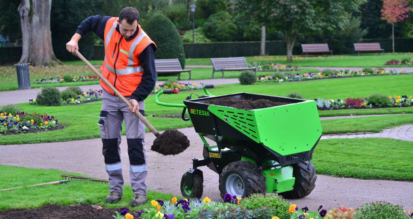 Etesia UK announce new Donky wheel barrow