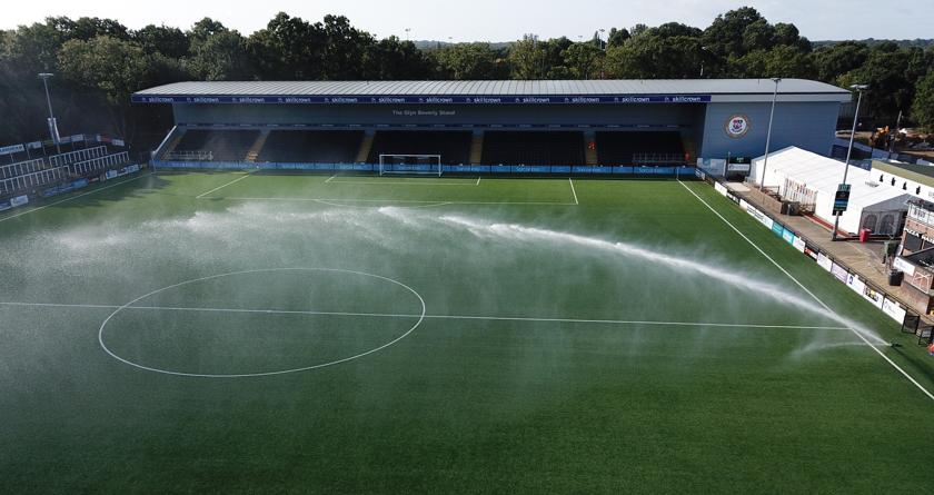 KAR UK raises the tempo at Bromley FC