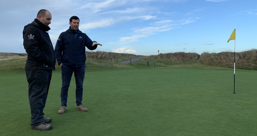 H2Pro TriSmart makes a difference at The West Lancashire Golf Club