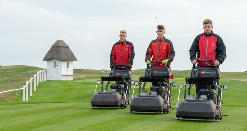 Royal St George's Trusts Toro
