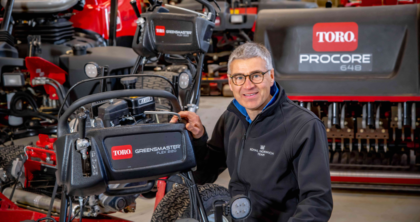 Win at winter maintenance with Toro parts